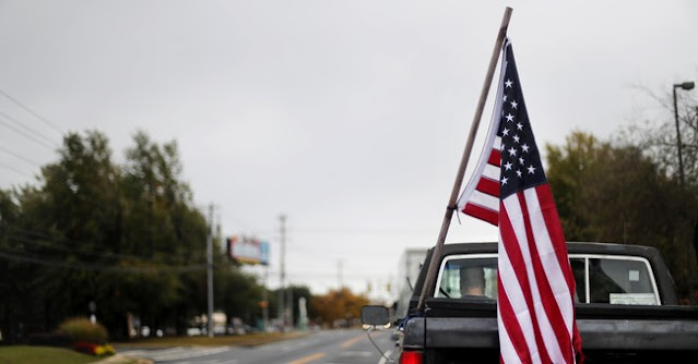America and 'The Dying Citizen'