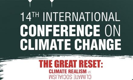 The Heartland Institute's 14th International Conference on Climate Change: Policy Track (Saturday, October 16)